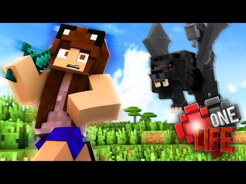 The Amazing Manticore 🦁   Minecraft One Life