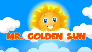 Mr Sun Sun Mister Golden Sun | mr sun song | Nuresery rhymes