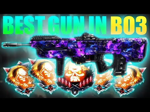 THE BEST GUN IN BLACK OPS 3! - 125 Kills NUCLEAR - (Black Ops 3 Multiplayer)
