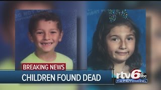 Two children at center of Fort Wayne Amber Alert found dead