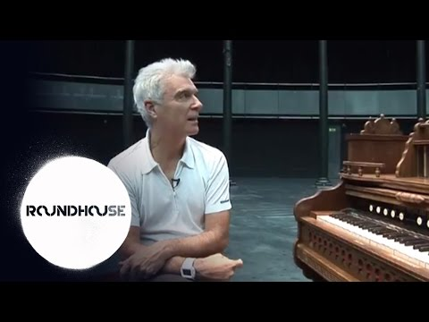 Playing the Building: An installation by David Byrne Video