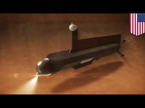 NASA proposes submarine mission to Saturn's moon Titan