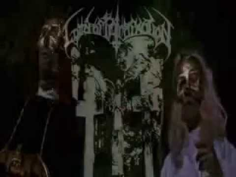 Lord of Putrefaction - At The Cemetary Gates