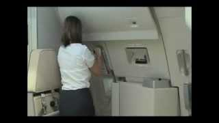 Aircraft door safety devices