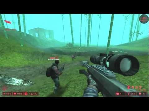 Killing Floor New Guns: Barrett .50 Cal Sniper Rifle M99