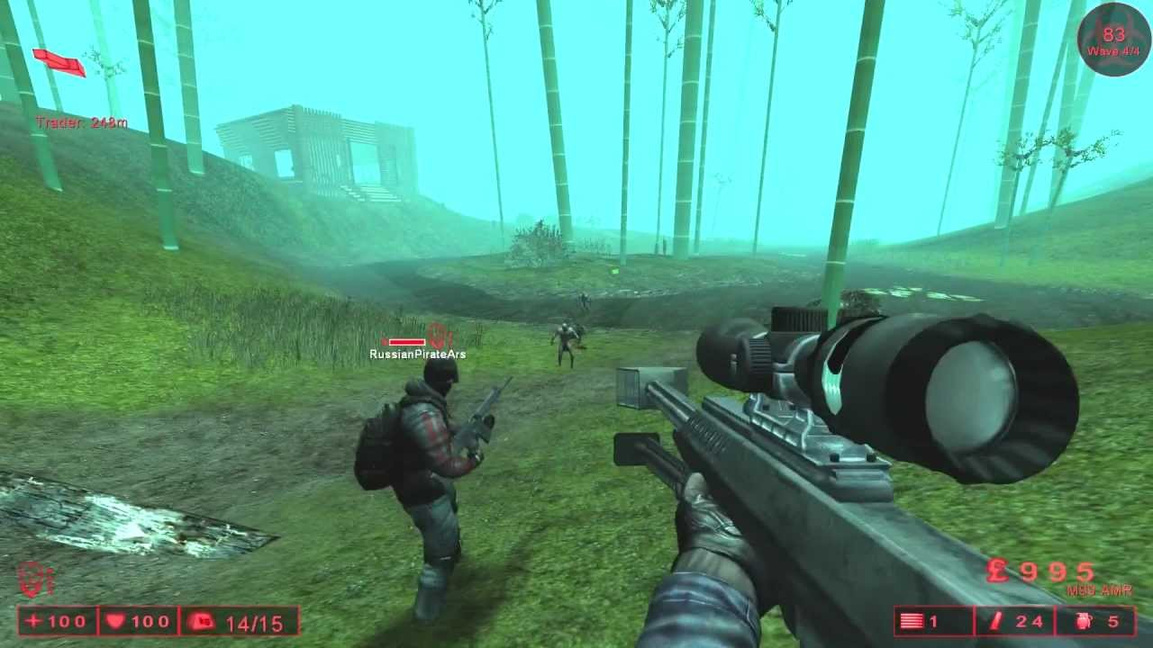 Killing floor 2 matchmaking doesn't work