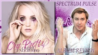 Download Lagu Carrie Underwood - Cry Pretty - Album Review Gratis STAFABAND