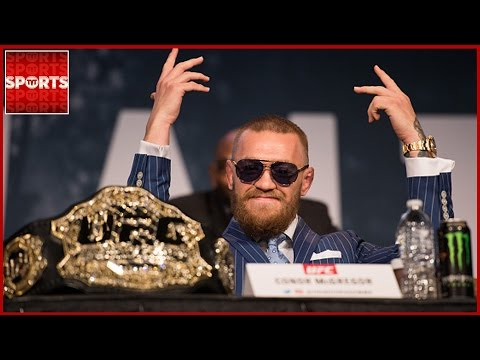 """Conor McGregor CALLS OUT UFC Roster: """"All You Do Is Complain"""""""