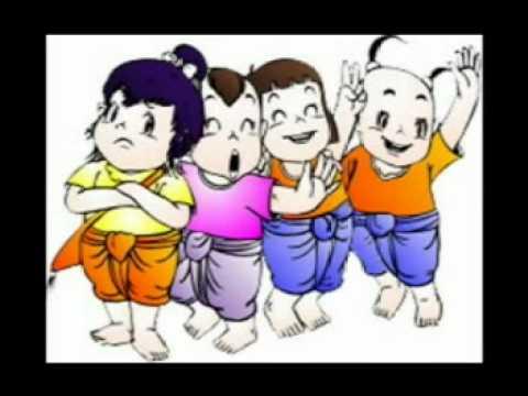 Thaischool Song(เพลง. . . แม่ ก. กา)