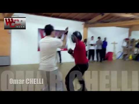 wing chun sparring Image 1