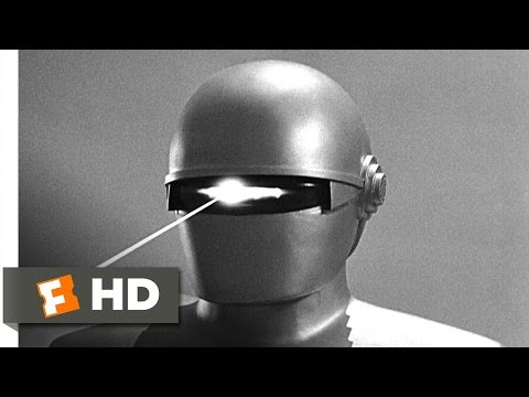 VISITOR FROM SPACE (1950's Sci-Fi Movie Tribute)