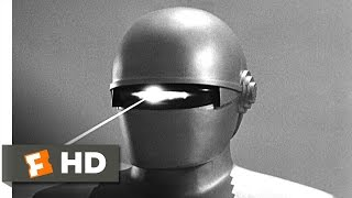 Video clip The Day the Earth Stood Still (2/5) Movie CLIP - Gort Appears (1951) HD