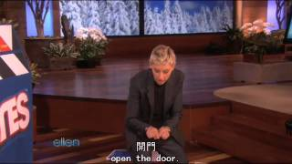 艾倫秀-比手劃腳遊戲Felicity Huffman and Ellen Go for the Guesstures Gold(02/25/10)