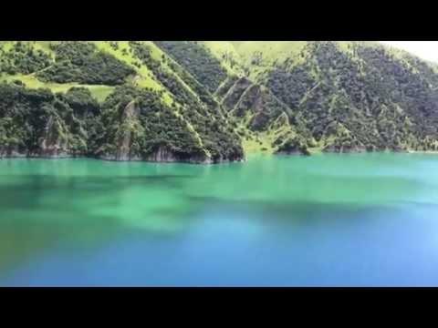 The Lake Kazenoy 1am, Chechen Mountains