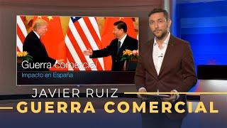 La guerra comercial entre China y EEUU la pagamos todos