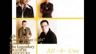 Watch All4one One Summer Night video