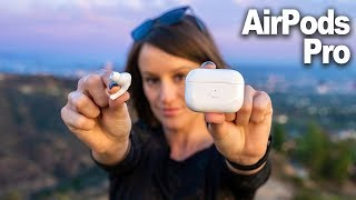 The problem with the new AirPods Pro....