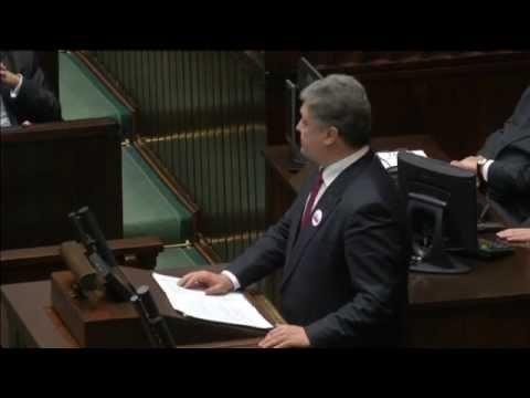 Ukraine to Pursue Euro-Atlantic Security Integration: Poroshenko is for canceling non-aligned status
