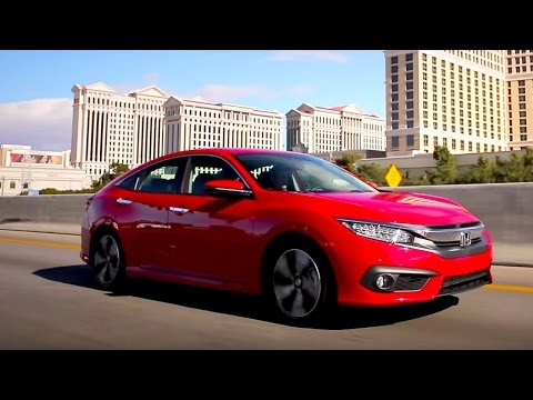 2016 Honda Civic - Review and Road Test