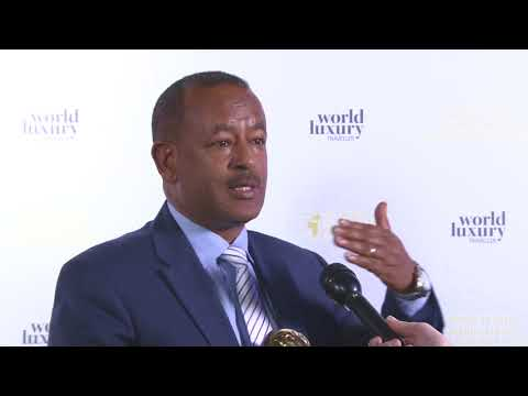 Redi Yusud, managing director, international services, Ethiopian Airlines