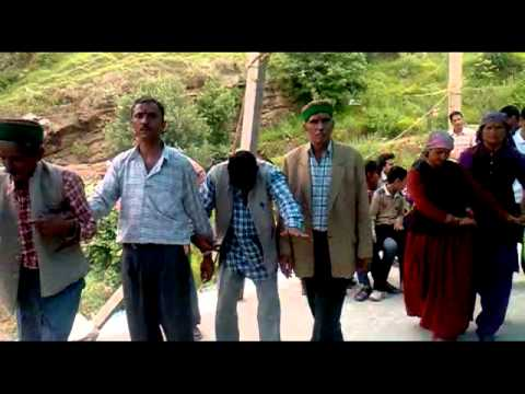 Himachali Pahari Nati In Marriage Of Mast Ram.mp4 video