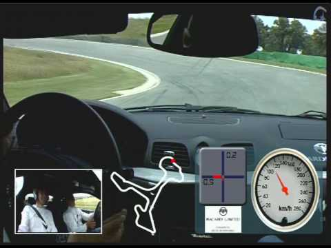 My Driving Experience of a Lifetime, with Michael Schumacher.