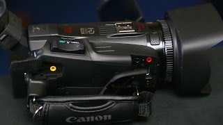Canon Vixia HF G30 Unboxing/Overview 2015 HD