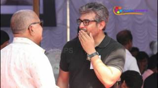 I call only Ajith as SIR : Radha ravi Interview