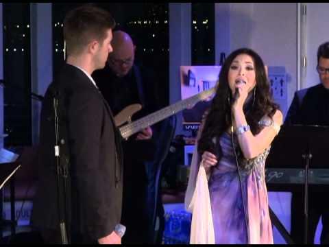 Anna Maria Perez de Tagle duet with Eric Michael Krop Last Night of the World