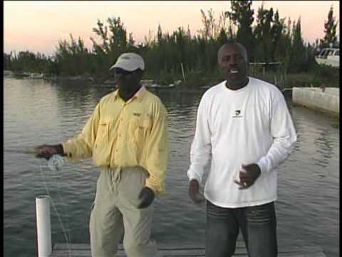 Bonefish Nassau Bahamas with Simon Bain