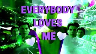 PETER PARKER - EVERYBODY LOVES ME
