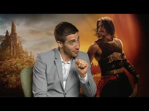 Jake Gyllenhaal gets full grilling