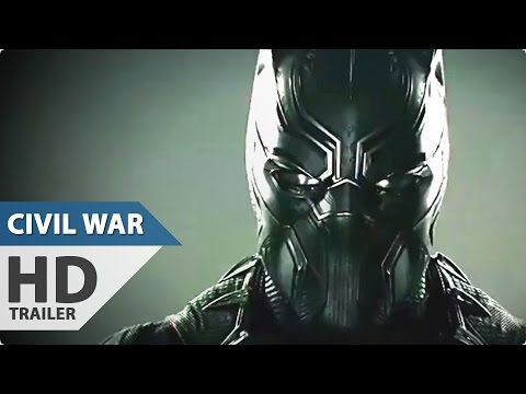 Captain America 3 Civil War Final Trailer Sneak Peek (2016) Marvel Superhero Movie HD