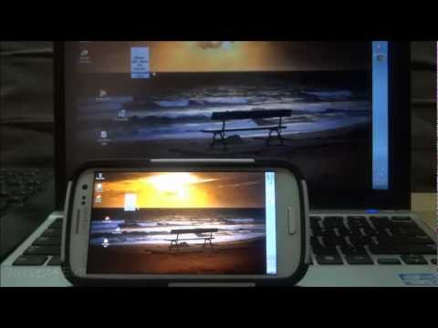 Modify Your Android #4: Use your Phone/Tablet as a Secondary Display/Monitor - Cursed4Eva