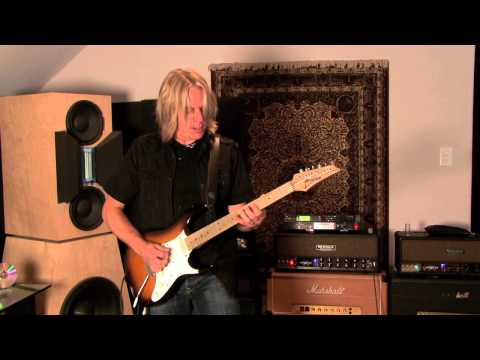 Andy Timmons Band plays Sgt. Pepper - Album Preview 1