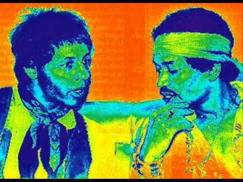 Love with Jimi Hendrix - The Everlasting First [1970]