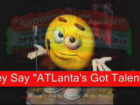March 13th - The SHOW ATL Radio presents