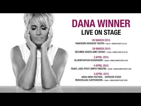 Dana Winner in South Africa, March & April 2015 – radio ad 1