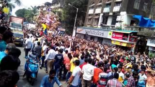 Tardeo cha Raja Aagman Sohala 2016 aaradhya dhol tasha pathak & zingat song