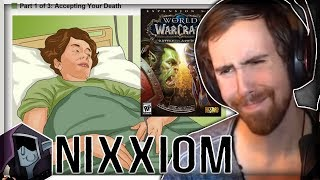 "Asmongold Reacts to ""So I Played the WoW: Battle for Azeroth Free Weekend..."" by Nixxiom"