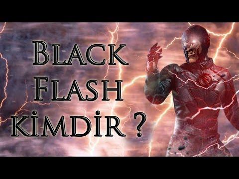 Black Flash Kimdir ? Kısa Hikayesi