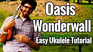 download lagu Wonderwall - Ukulele Tutorial - Oasis Easy Ukulele Lesson gratis