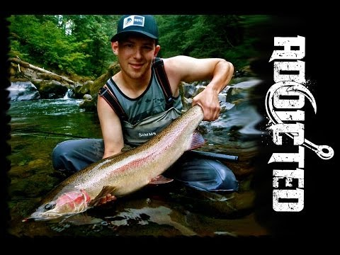 Summer Steelhead Fishing The Pacific Northwest