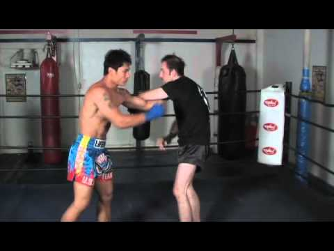 Muay thai defence and clinch part 2 Image 1