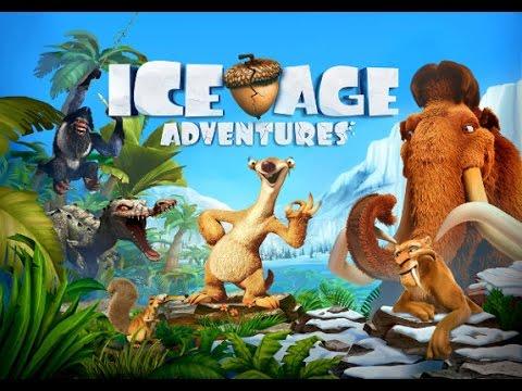 Ice Age Adventures Walkthrough Gameplay