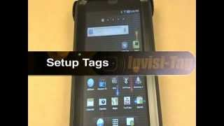 Invisi-Tag RFID System- How To Use Setup Tags Function