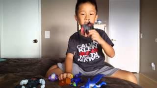 Drake's video - mcdonalds batman toys 2015