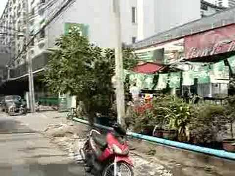 Bangkok Thailand Thaihouse inn Cheap Hotel Guesthouse