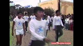 Desfile Piraí do Sul – 1987