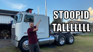 Installing DUAL STACKS On The CABOVER!!!!